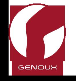 logo d'un genoux