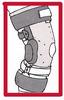Attelle pour appareillage du genou