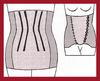 ceinture de maintien abdomino-lombaire