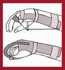 Orthèse de la main