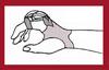 un orthèse de la main