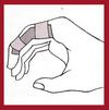 Orthèse de doigt