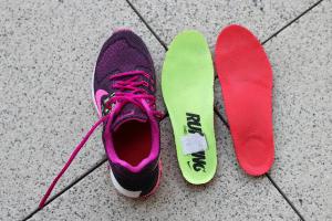 Différents types de semelles orthopédiques adapter à la chaussure.