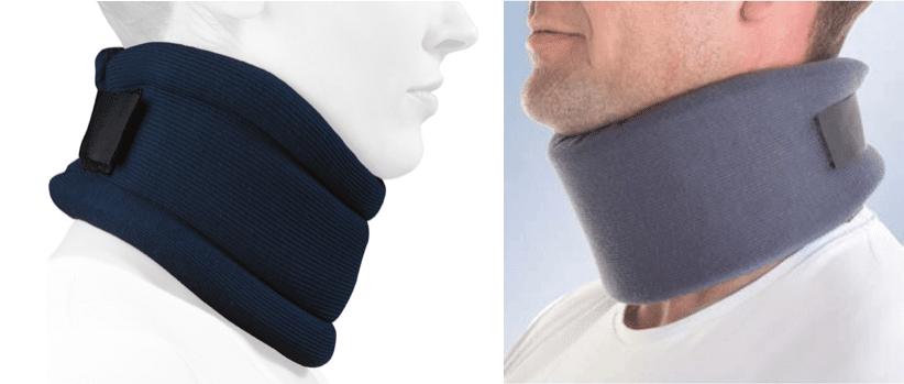 collier-cou-cervical-SED-Ehler Danlos-maladie-douleurs-orthopédie-collier cervical