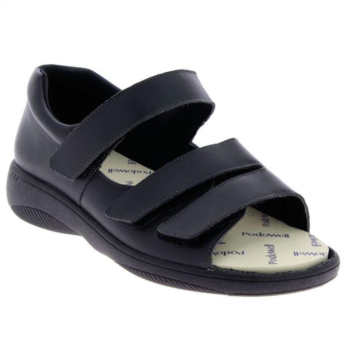 chaussures - chaussures orthopédiques - chaussure été - nouvelle collection - chaussure ouverte - chaussure confort - chaussure extensible  - pieds qui gonflent - chaussure grand volume - chaussure thérapeutique - semelles confortables