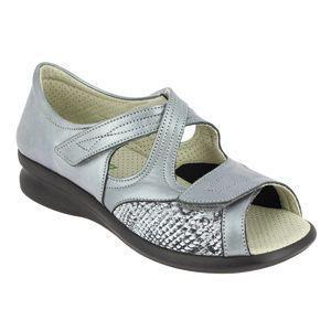 chaussures - chaussures orthopédiques - chaussure été - nouvelle collection - chaussure ouverte - chaussure confort - chaussure extensible  - chaleur - pieds qui gonflent