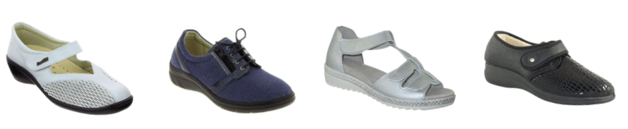chaussures orthopédiques - chaussures médicales - chute seniors - chutes senior - douleurs pieds