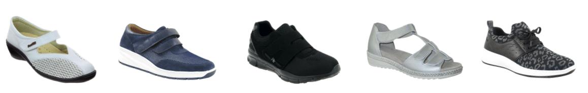 chaussures orthopédiques - chaussures quintus varus - chaussures confortables - chaussure sur-mesure