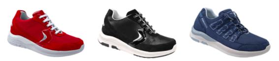 chaussures de marche senior - basket de marche senior - chaussures orthopédique senior - chaussure confortable senior - semelles internes et amortissantes