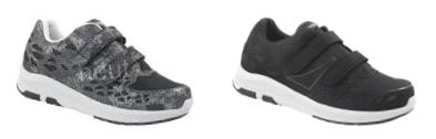 chaussures de marche senior - basket de marche senior - chaussures orthopédique senior - chaussure confortable senior - chaussure de marche avec serrage adaptable