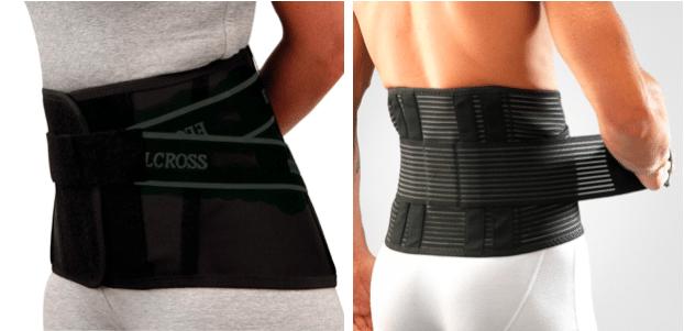 ceinture lombaire - ostéoporose - douleurs lombaires