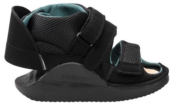 chaussure de décharge - escarre - escarres - Marco - traitement escarre